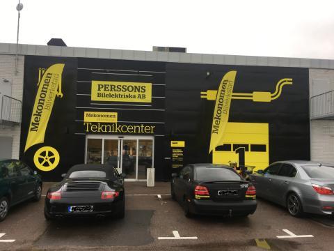 Vi välkomnar Sveriges första Mekonomen Teknikcenter till Bäckby Park