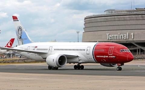 Norwegian ouvre une base pilotes long-courrier à Paris