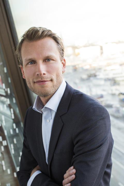 Robert Brunbäck, VP of Internet of Things, Telenor Group