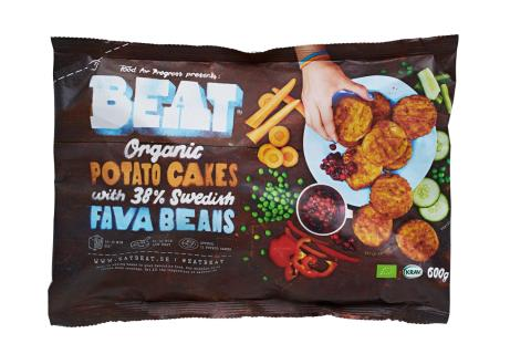 Beat Potato Cakes