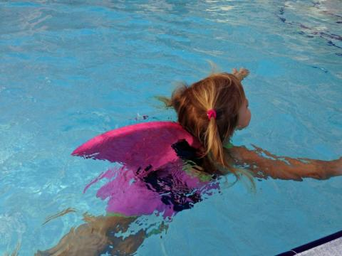 SwimFin simdyna