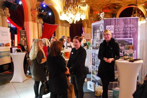 Lyxtorsdag den 19 januari på Café Opera i Stockholm