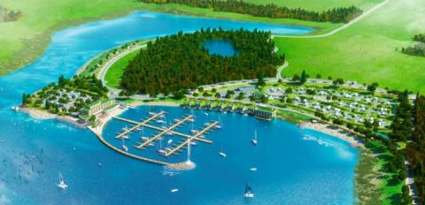 Ferienresort LAGOVIDA gibt ab 12.April Einblick für Neugierige