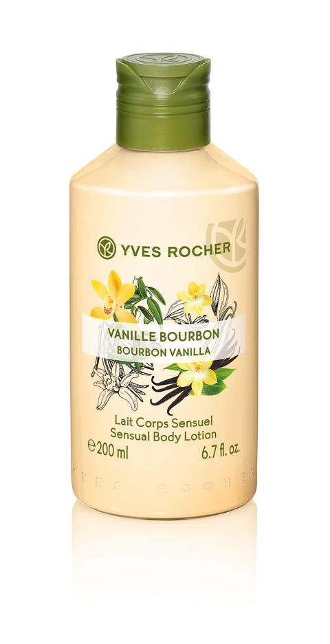 Bourbon Vanilla Sensual Body Lotion