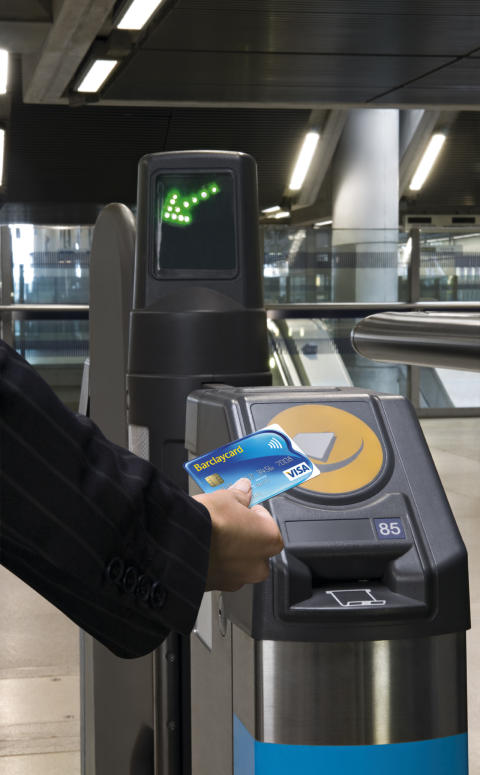 Visa Europe_Barcleycard_kontaktlose Zahlung