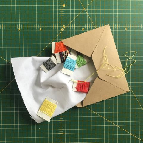 Sewing through the pandemic – supporting women through craft