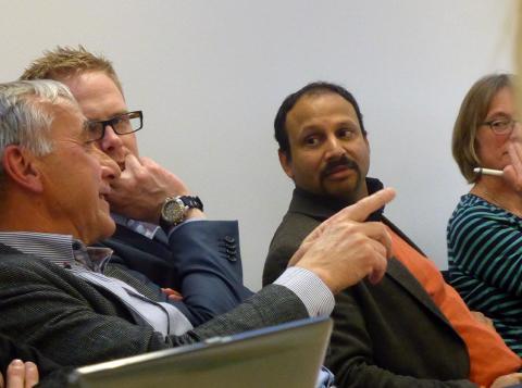 Rådgivarträffen med LRF Östergötland på Vreta Kluster lyfte spännande framtidsfrågor
