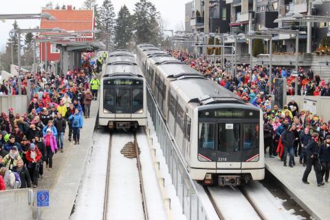 Holmenkollen skifestival og «den store styrkeprøven»