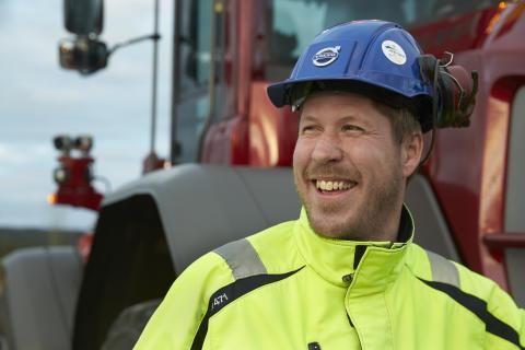 Björn Kårén - Kåréns Maskin i Sollefteå