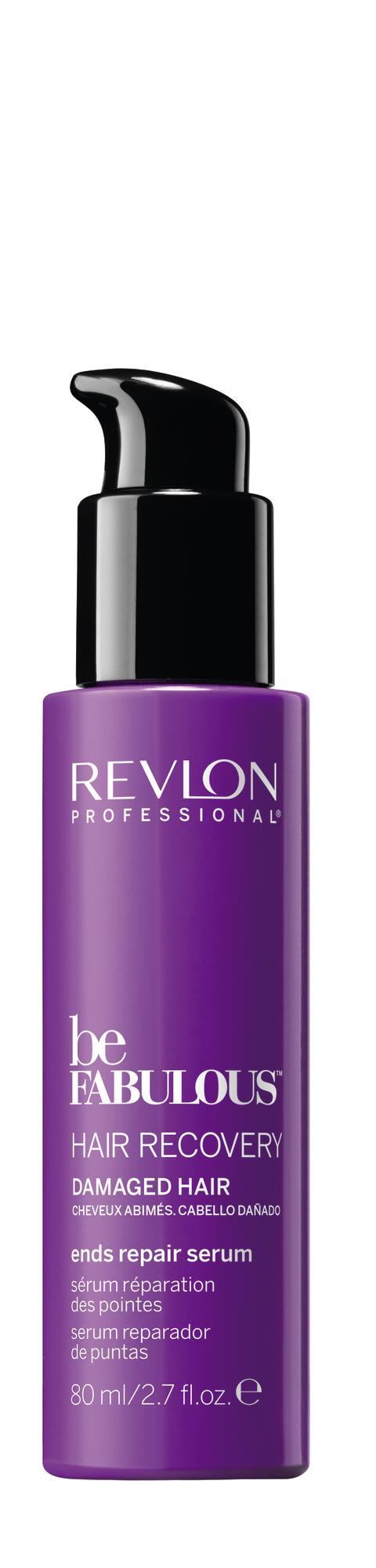 Revlon - Be Fabulous - Damaged Hair - Serum