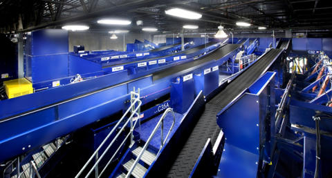 Industriell automation kan bidra till ökad energieffektivitet i industrin.