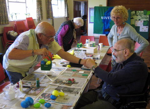 Winchester stroke group calls out for local volunteers