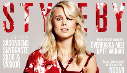 STYLEBY är Sveriges bästa nya tidskrift!