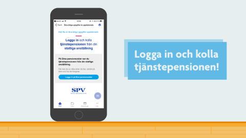 Inget pensionsbesked i brevlådan – SPV satsar på digital och klimatsmart nyhet