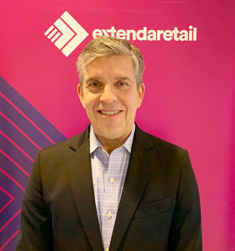 Tony Falck joins Extenda Retail as Chief Financial Officer