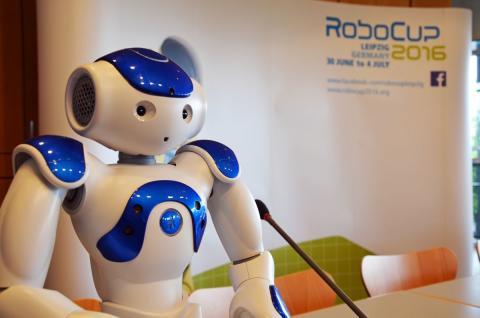 Der RoboCup 2016 in Leipzig