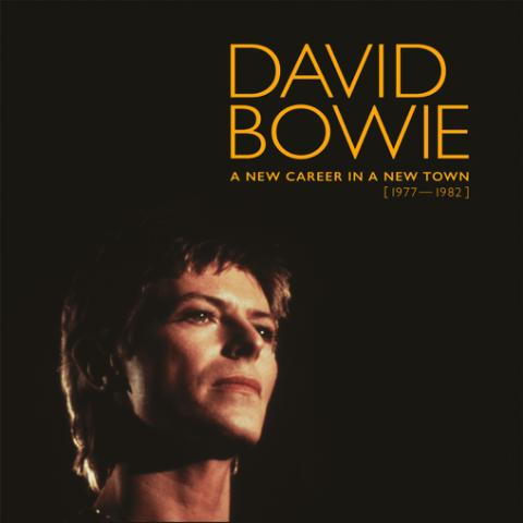 David  Bowie -artwork