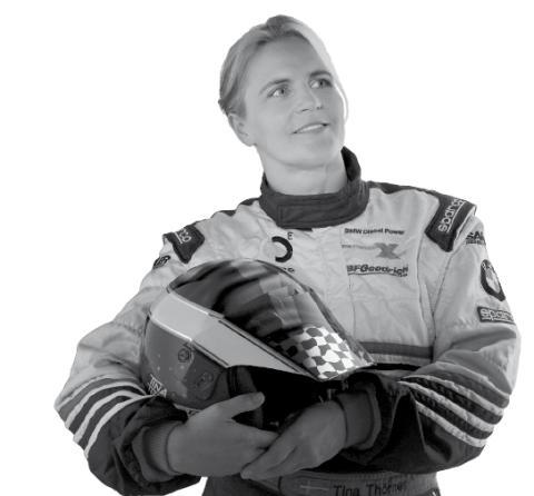 Tina Thörner - föreläsare, motivator/coach och rallyprofil
