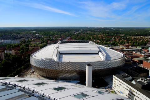 Slutspurt på Tele2 Arena