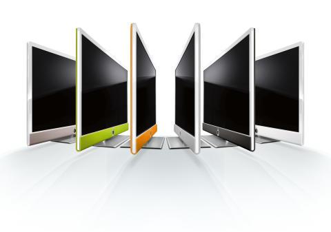 Loewe Connect ID - Loewes design-tv findes i 12 farvevarianter