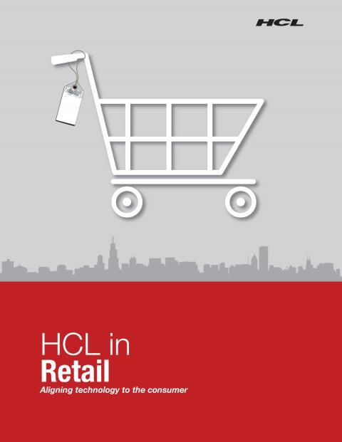 Detaljhandel- tjänster från HCL