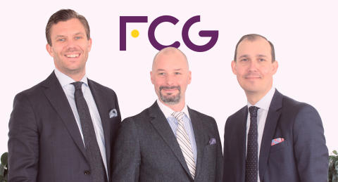 FCG förstärker med nytt team inom operativa risker