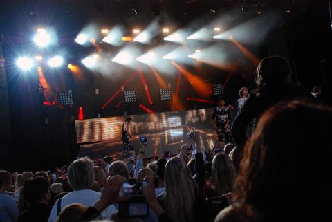 Presskonferens: Östersjöfestivalens onsdagsartister presenteras
