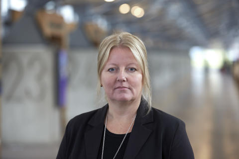 Pernilla Bergwall, HR-chef