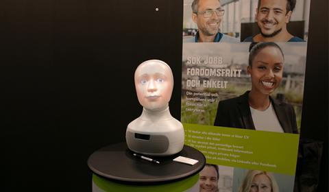 Fördomsfri robot - TNG