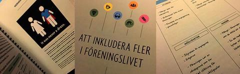 Ny handbok för föreningslivet om inkluderingsarbete i praktiken