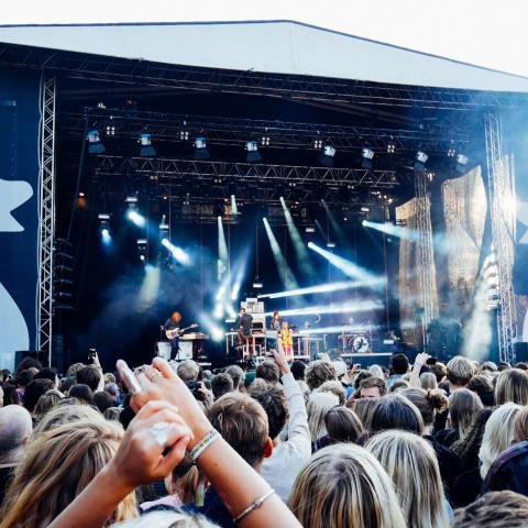 Anna König Jerlmyr inviger Stockholms Kulturfestival