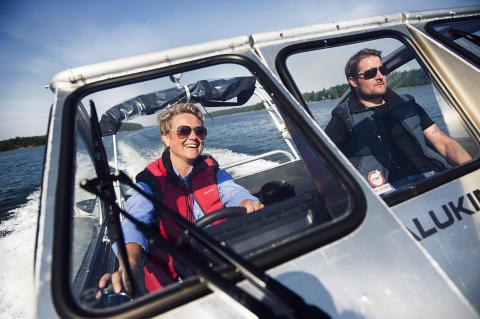 Nytt distributionssystem ger båtkunderna ROI!