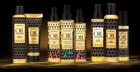 Matrix presenterar NYA Oil Wonders