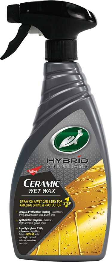TURTLE WAX HYBRID SOLUTIONS WET WAX 500 ml 2276