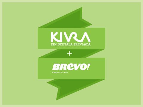 Digital mailbox Kivra strengthens its position as market leader in Sweden by acquiring Brevo