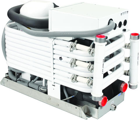 High res image - Dometic - Dometic Titan Chiller