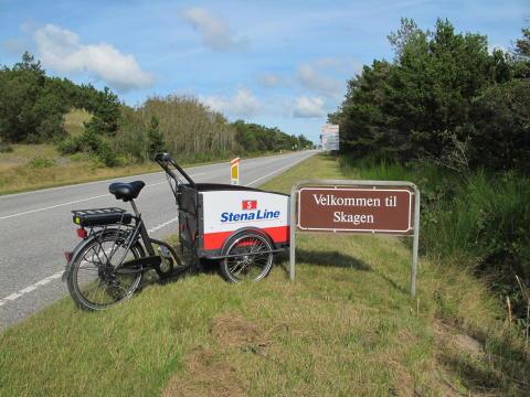 Stena Line Norge - reiseblogg