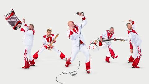 Larz-Kristerz kommer till Sölvesborgs stadsfestival Killebom!