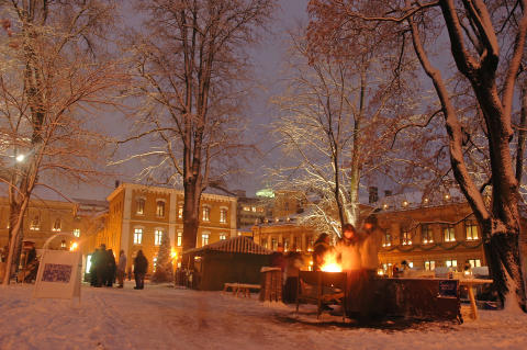Turku Christmas market
