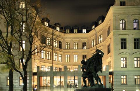 Grand Hôtel Stockholm förvärvar majoriteten av Lydmar hotel AB