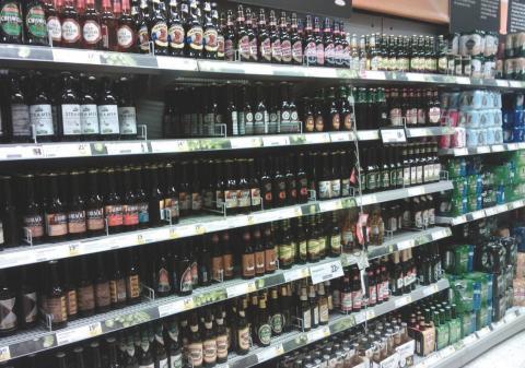 Livsmedelsbutiker kan få sälja lokalproducerad starköl