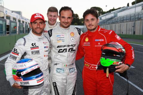 Audisuccé på Vallelunga – dubbelseger och mästerskapsledning för Kristoffersson