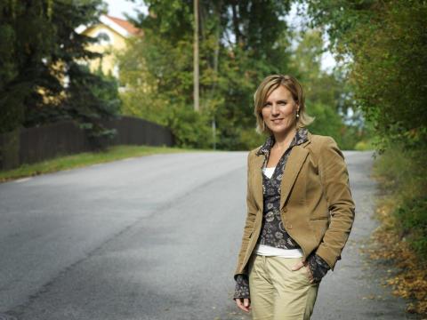 Bessie Wedholm ny presschef på Svensk Fastighetsförmedling