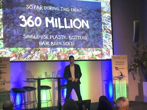 More Action, Less Words Sustainability Call By Bluewater, Announces US$1M Challenge For Drinking Water Innovation
