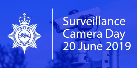 """Surrey Police open CCTV control room during """"world first"""" event…"""