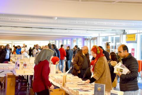 Årets mest spännande litteraturhändelse äger rum i Malmö 20-22 april