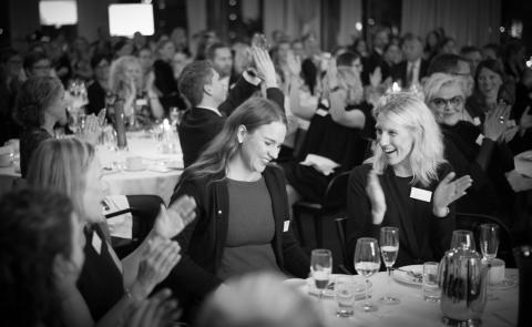 Cecilia Molinder är årets Female Leader Engineer