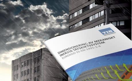 Uppdaterad handbok om Eurokod för tak- och tätskiktsbranschen