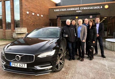 Nobel-Volvo-Helmia