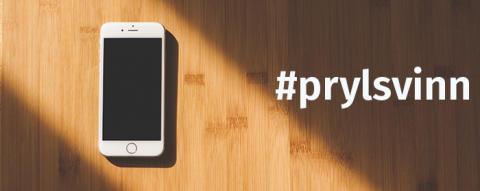 Övermogna mobiltelefoner och annat prylsvinn